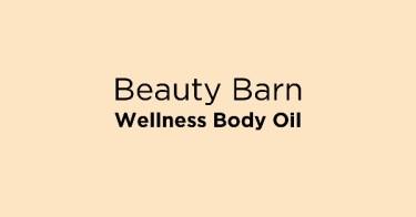 Beauty Barn Wellness Body Oil