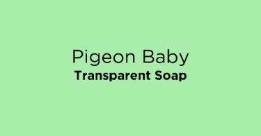 Pigeon Baby Transparent Soap