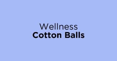Wellness Cotton Balls