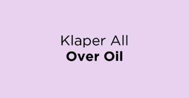 Klaper All Over Oil DKI Jakarta