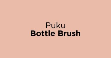 Puku Bottle Brush