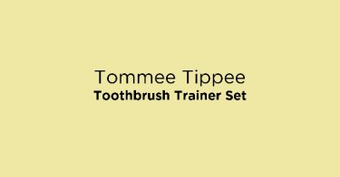 Tommee Tippee Toothbrush Trainer Set