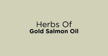 Herbs Of Gold Salmon Oil