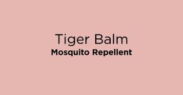 Tiger Balm Mosquito Repellent