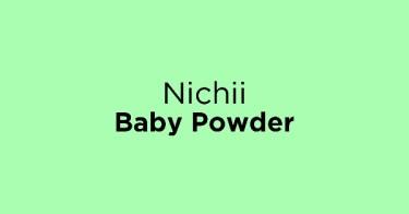 Nichii Baby Powder