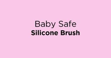 Baby Safe Silicone Brush