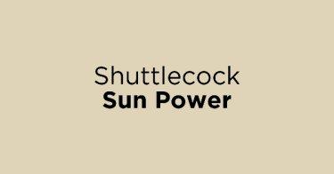 Shuttlecock Sun Power DKI Jakarta