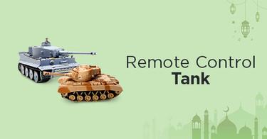 Remote Control Tank