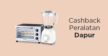 Produk Dapur Cashback