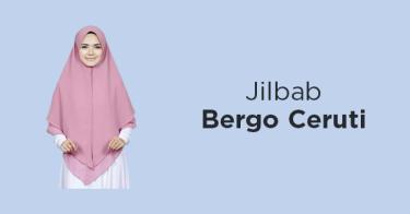 Jilbab Bergo Ceruti