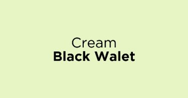 Cream Black Walet