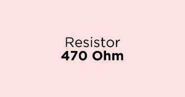 Resistor 470 Ohm