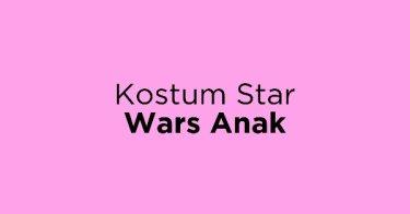 Kostum Star Wars Anak