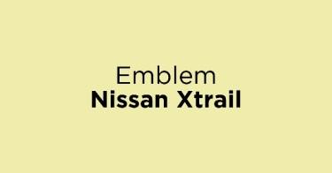 Emblem Nissan Xtrail