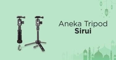 Tripod Sirui DKI Jakarta