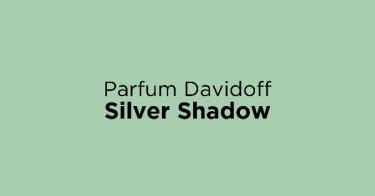 Parfum Davidoff Silver Shadow