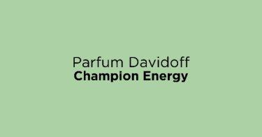 Parfum Davidoff Champion Energy