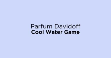 Parfum Davidoff Cool Water Game