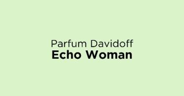 Parfum Davidoff Echo Woman
