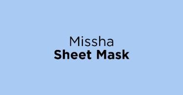 Missha Sheet Mask