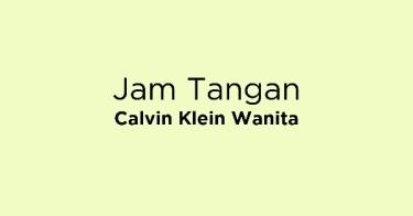 Jam Tangan Calvin Klein Wanita