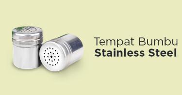 Tempat Bumbu Stainless Steel