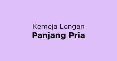 Kemeja Lengan Panjang Pria Kabupaten Cirebon