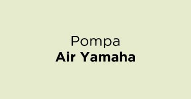 Pompa Air Yamaha
