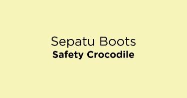 Sepatu Boots Safety Crocodile