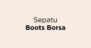Sepatu Boots Borsa