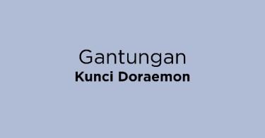 Gantungan Kunci Doraemon