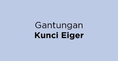 Gantungan Kunci Eiger