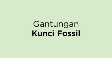 Gantungan Kunci Fossil