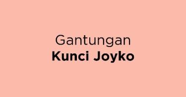 Gantungan Kunci Joyko DKI Jakarta