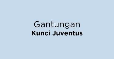 Gantungan Kunci Juventus