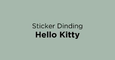 Sticker Dinding Hello Kitty