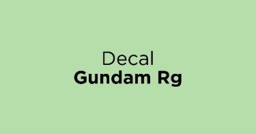 Decal Gundam Rg
