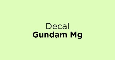 Decal Gundam Mg
