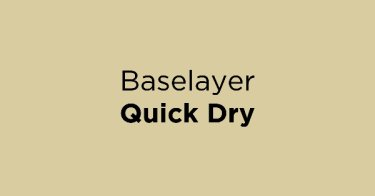 Baselayer Quick Dry