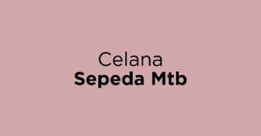 Celana Sepeda Mtb