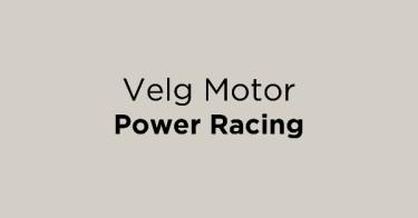 Velg Motor Power Racing