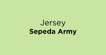 Jersey Sepeda Army