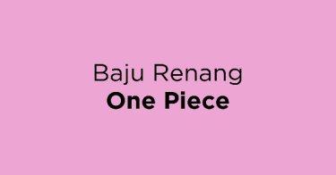 Jual Baju Renang One Piece dengan Harga Terbaik dan Terlengkap