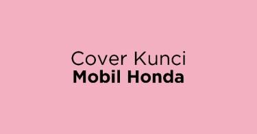 Cover Kunci Mobil Honda