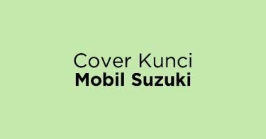 Cover Kunci Mobil Suzuki