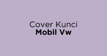 Cover Kunci Mobil Vw