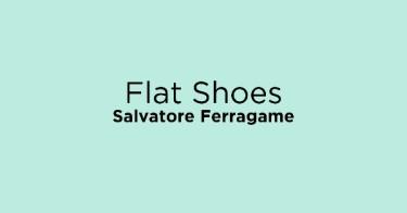 Flat Shoes Salvatore Ferragame