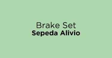 Brake Set Sepeda Alivio