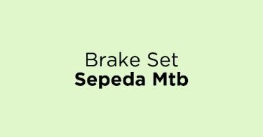 Brake Set Sepeda Mtb