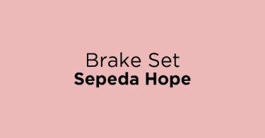 Brake Set Sepeda Hope
